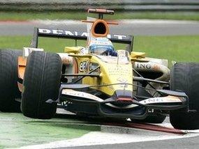 Формула-1 в Києві - пілоти команди Рено Renault