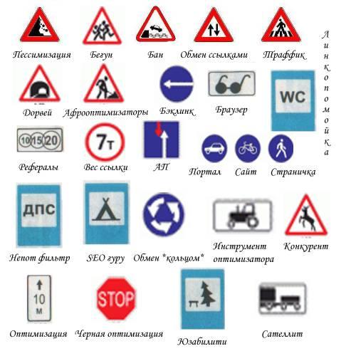 Оптимізація у знаках. Креатив з СерчЕ.